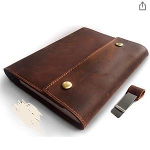 Albero Refillable Leather Journal